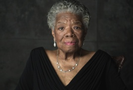Maya Angelou, 86