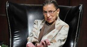 Ruth Bader Ginsberg, 84